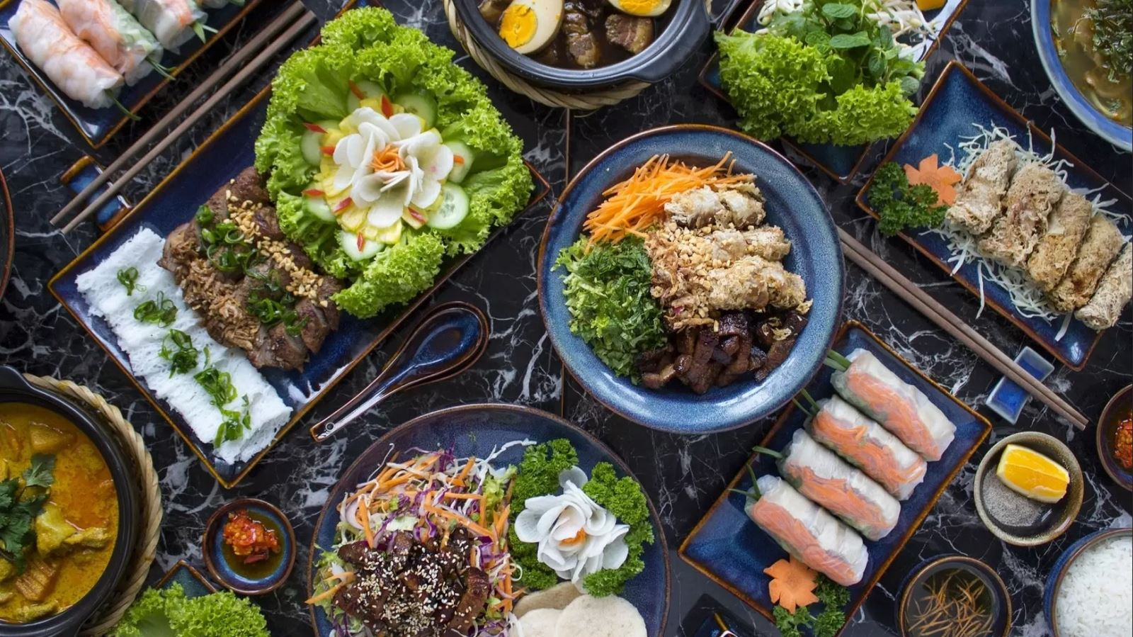 Ultimate List of Must-Try Dishes While in Vietnam
