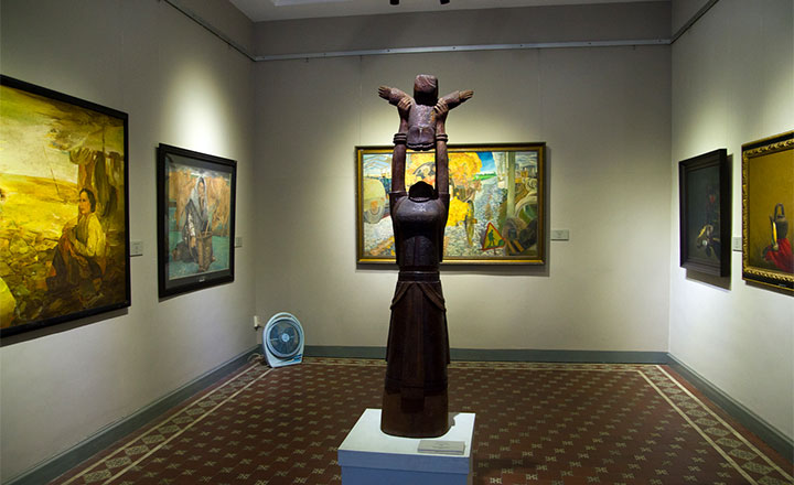10 contemporary art galleries in Ho Chi Minh City