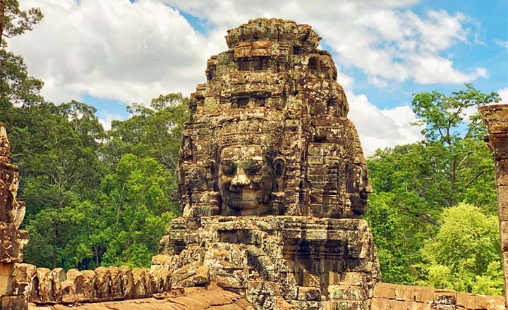 10 top rated tourist attractions in Cambodia