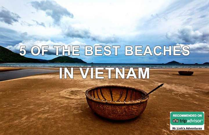 5 of the best beaches in Vietnam