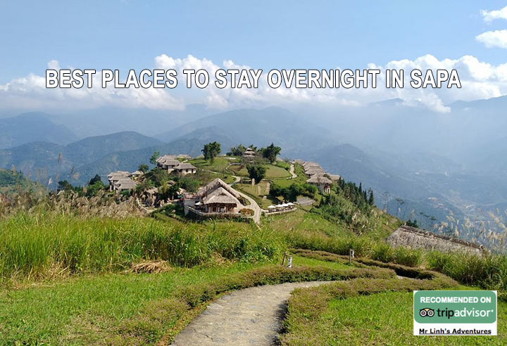 Best places to stay overnight in Sapa