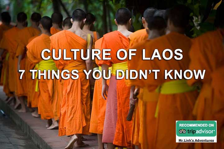 Culture du Laos : 7 choses que vous ignoriez probablement