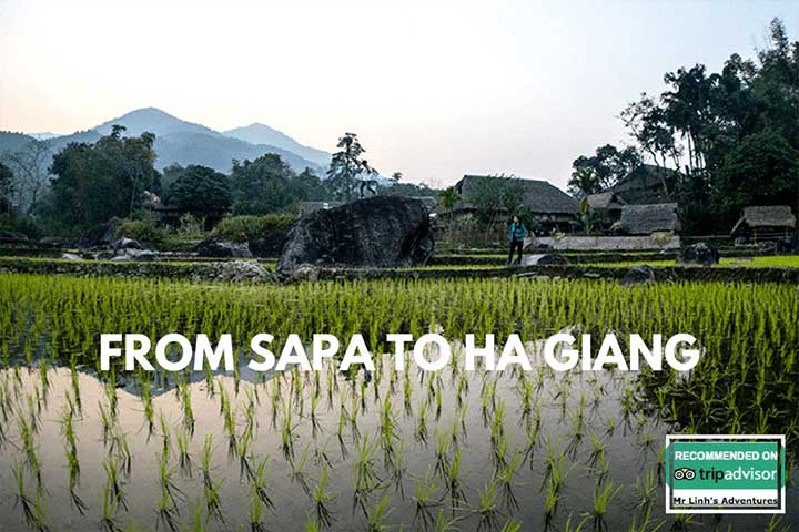 From Sapa to Ha Giang