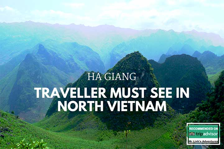 Traveller MUST see in north Vietnam