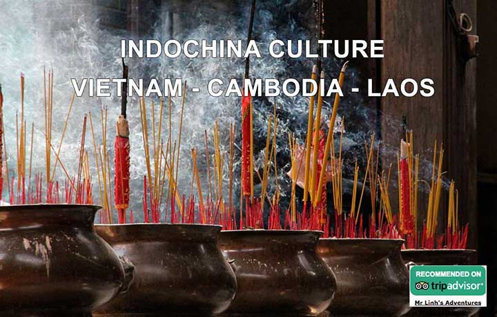 Culture en Indochine : Vietnam, Cambodge et Laos