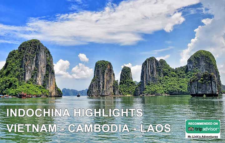 Indochina highlights: 5 unmissable places in Vietnam, Cambodia and Laos