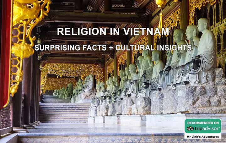 Religion au Vietnam: faits surprenants + aperçus