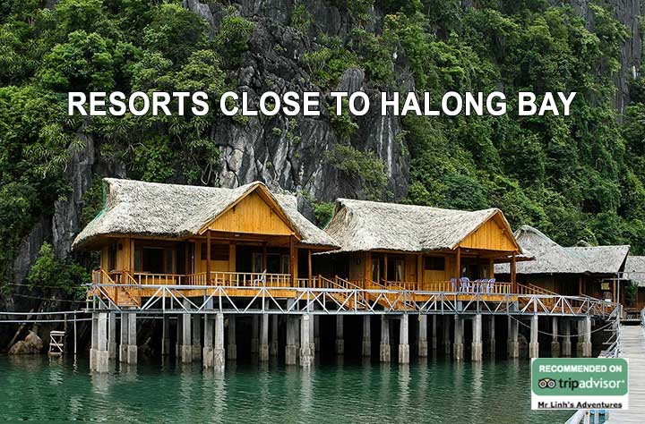 Resorts close to Halong Bay