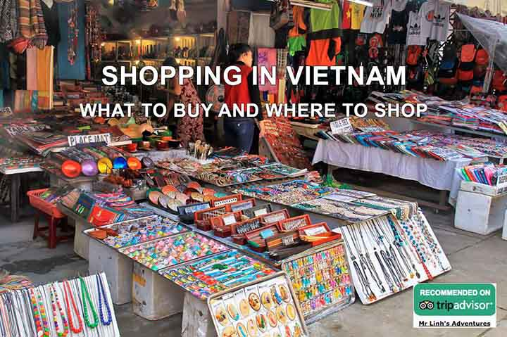 Shopping in Vietnam: what to buy and where to shop