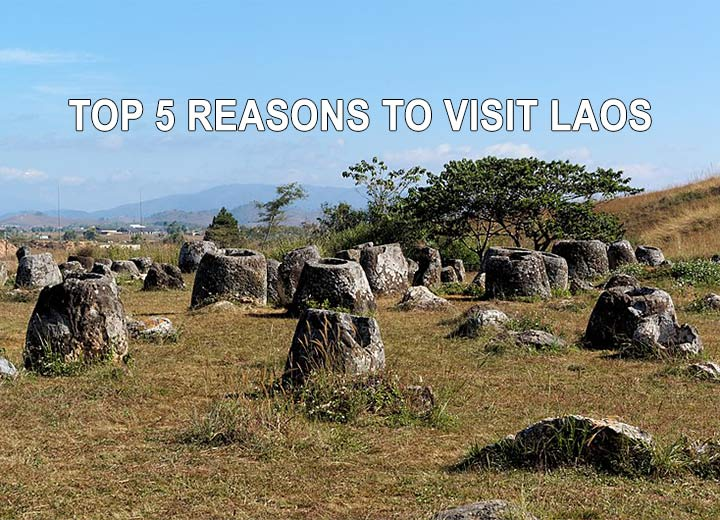 Top 5 reasons to visit Laos in 2019