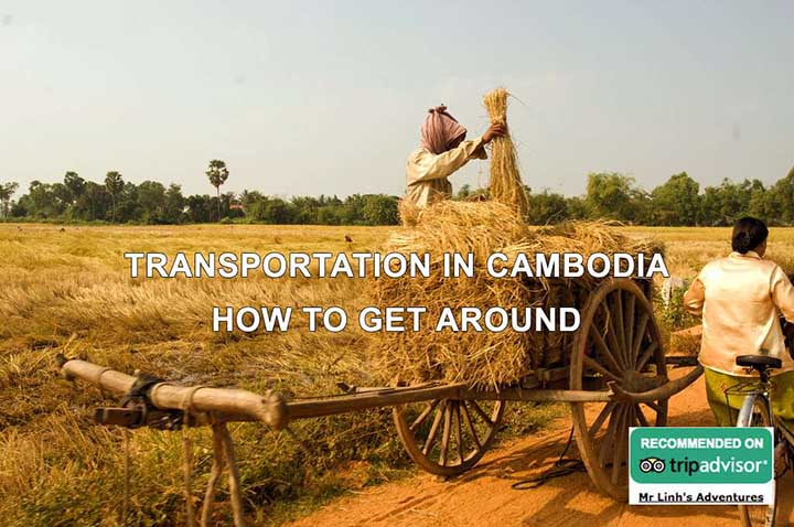 Transportation in Cambodia: how to get around