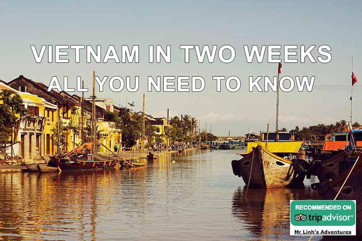 Vietnam in two weeks: all you need to know