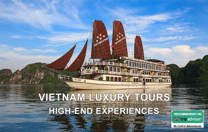 Vietnam luxury tours: high-end experiences