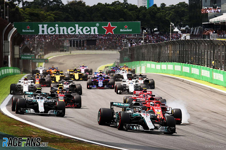 Vietnam to Host Formula 1 Grand Prix in 2020