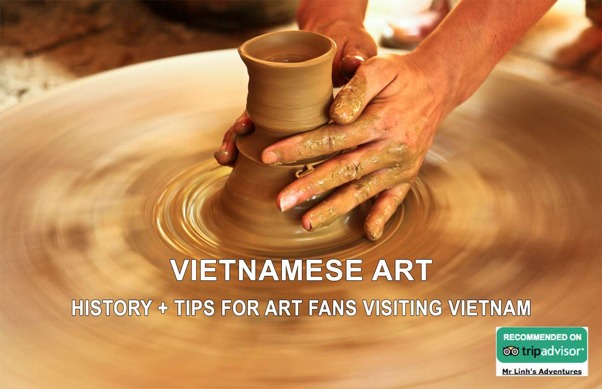 Vietnamese art: history + tips for art fans visiting Vietnam