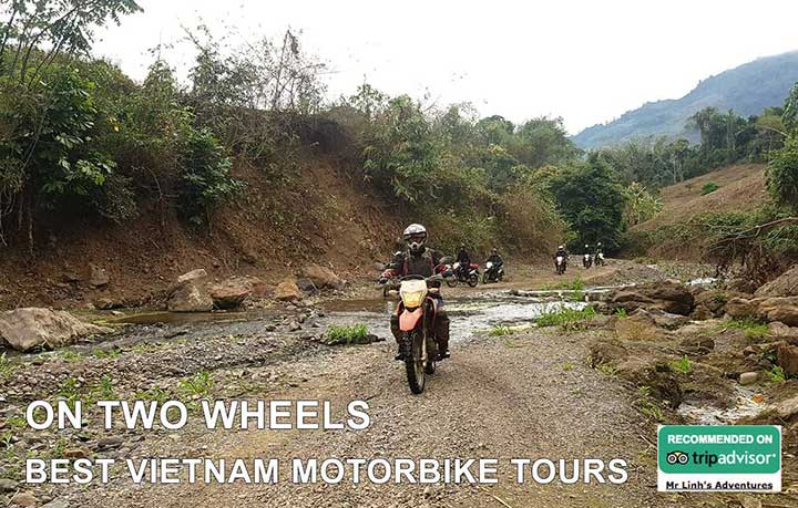 On two wheels: best Vietnam motorbike tours
