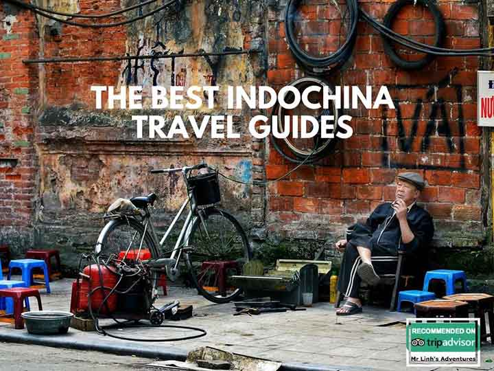 The best Indochina travel guides