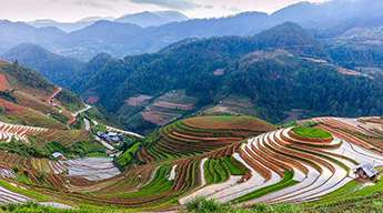 Adventure to Mu Cang Chai Rice Fields 3 days 2 nights