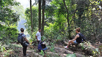 1-Day Trekking in Ba Be National Park