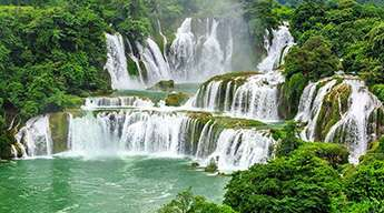 Adventure to Ban Gioc Waterfall - Ba Be Lake 3 days 2 nights